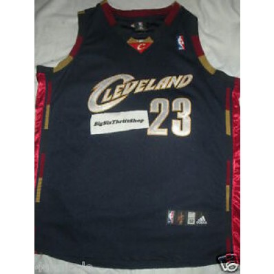 lebron james cleveland jersey authentic