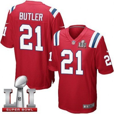 malcolm butler jersey red