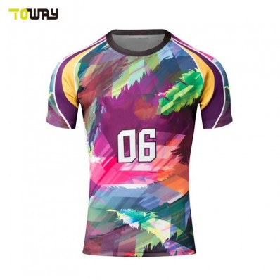 rugby practice jersey