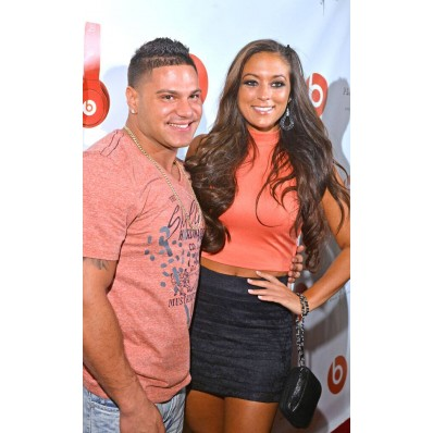 sam and ron from jersey shore