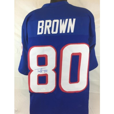 troy brown jersey