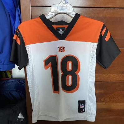 youth aj green bengals jersey